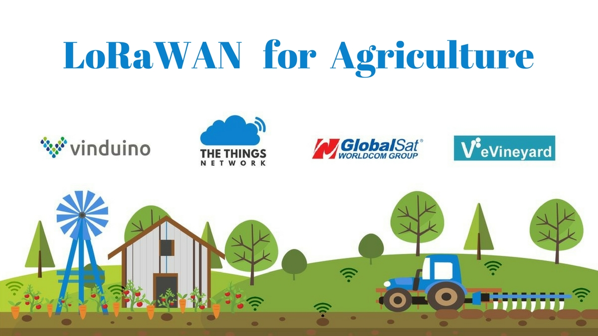 LoRaWAN for Agriculture