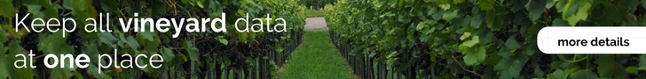 all vineyard data at one place