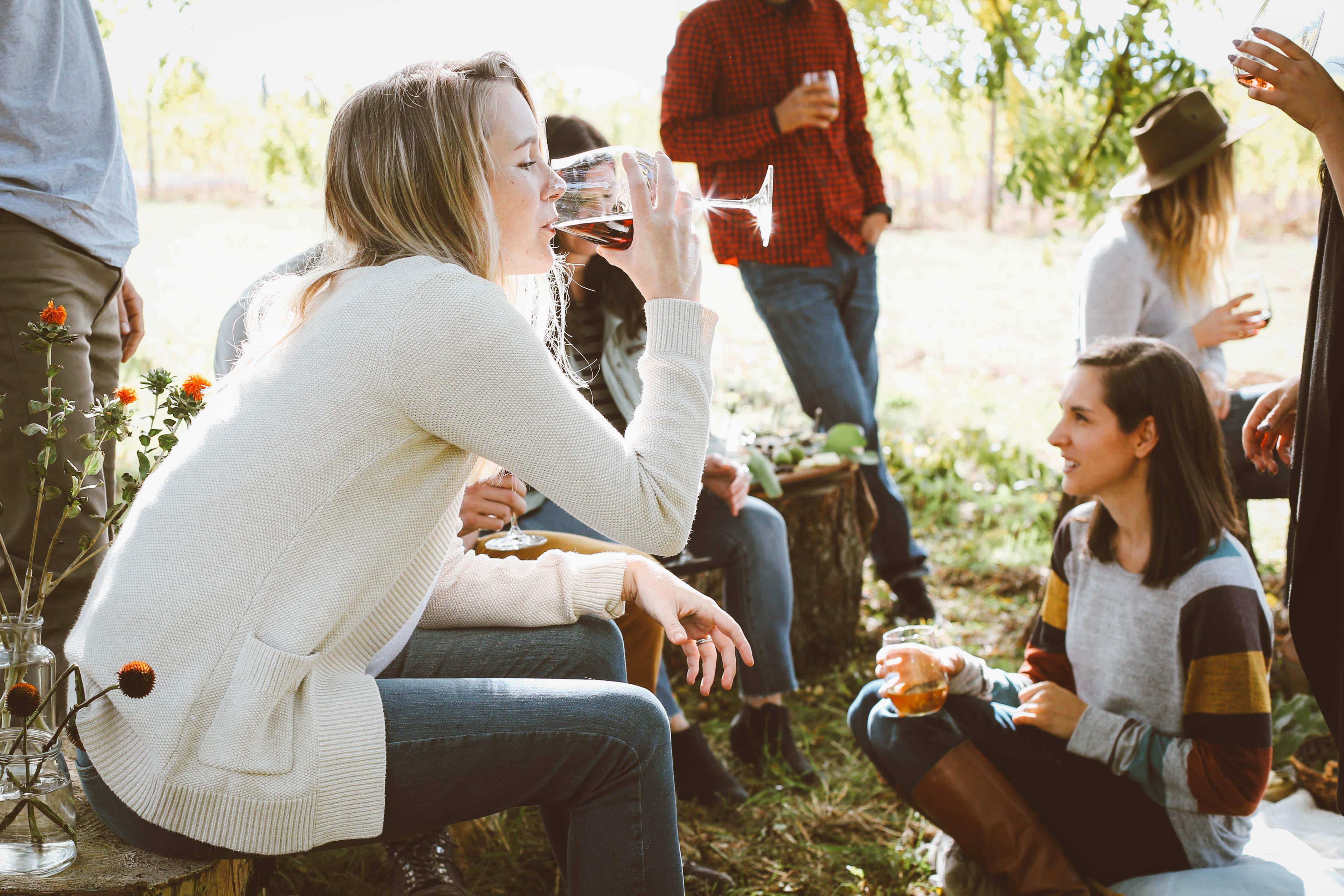 Millennials women, target market worth researching.