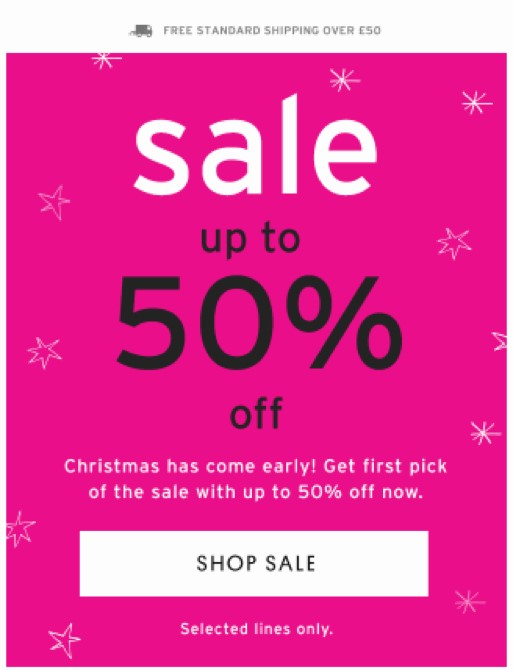 christmas-email-marketing-champagne