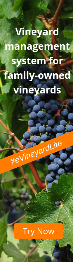 eVineyardLITE vineyard management system