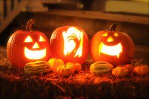 Halloween candies and wine pairing