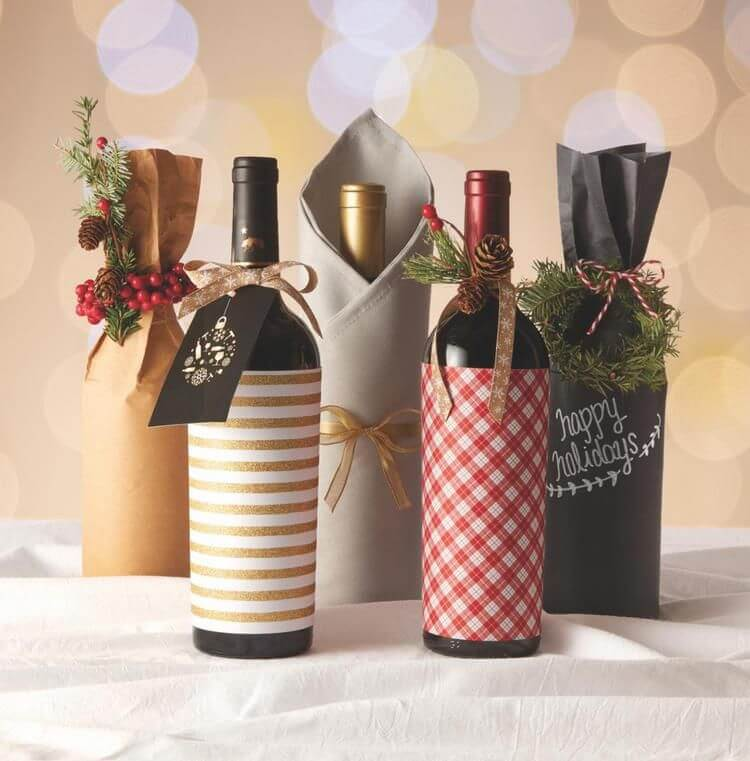 wine sales Holiday season 2020