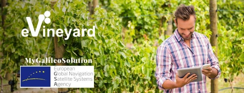 eVineyard receives a prize from the European GNSS Agency