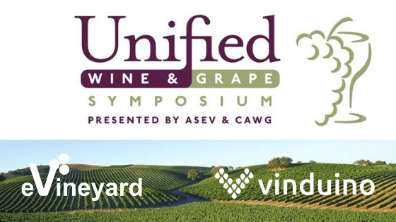 Meet eVineyard at 2021 Unified Symposium