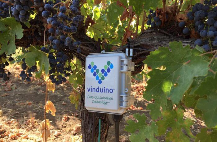 Vinduino soil moisture sensors